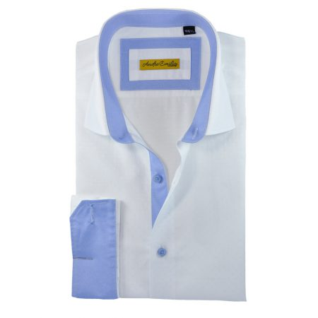 men slim fit shirt