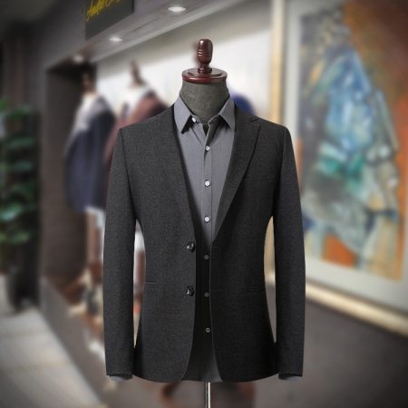Buy Men's Formal Charcoal Blazer